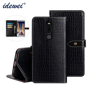 IDEWEI For Meizu Note8 Case Co