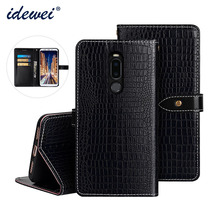 IDEWEI For Meizu Note8 Case Cover Luxury