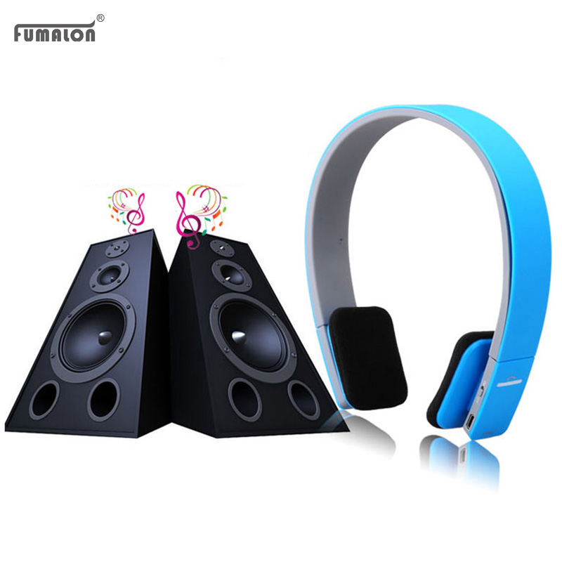 Fumalon Wireless Bluetooth Headphones Earphone Earbuds Stereo Handsfree Headset With Mic Microphone For Cellphone bh790 stereo v4 1 bluetooth wireless headphones car driver handsfree with mic earphone business headset for iphone android sp029