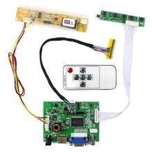 Hd mi + vga + 2av placa controlador de áudio lcd para 15.4 polegada 1280x800 lp154wx3 b154ew02 tela lcd