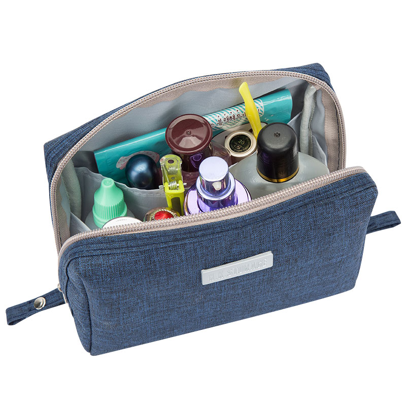 Women Travel Cosmetic Bag Functional Zipper Make Up Case Professional Makeup Organizer Storage Pouch Toiletry Kit Beauty Bags
