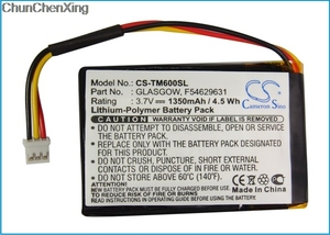 Cameron Sino 1350mAh Battery F54629631, GLASGOW for TomTom One V1