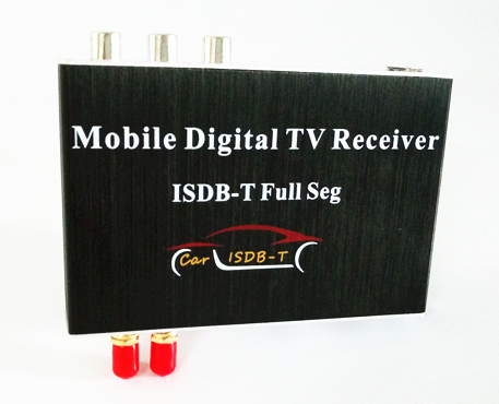 Latest Collection Of Hot Car Accessories High Definition Full Seg Digital Isdb-t Receiver With Dual Tuner For Philippine Peru Brazil Argentina Easy And Simple To Handle