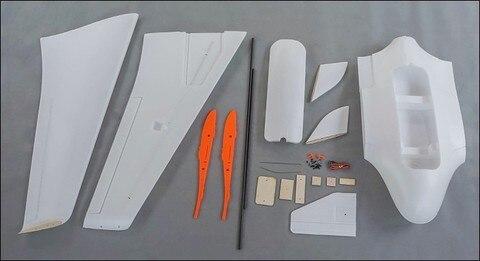 asa 2122mm rc aviao vazio quadro 2 metros x 8 epo rc brinquedo