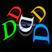 Good Quality Water Proof Acrylic Led Signs Led Letters Outdoor Advertising Signs