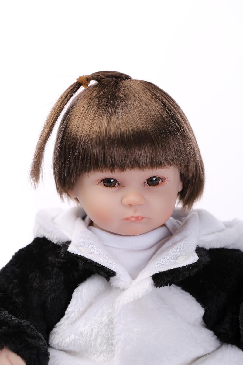 Doll Baby D115 40CM 16inch NPK Doll Bebe Reborn Dolls Girl Lifelike Silicone Reborn Doll Fashion Boy Newborn Reborn BabiesDoll Baby D115 40CM 16inch NPK Doll Bebe Reborn Dolls Girl Lifelike Silicone Reborn Doll Fashion Boy Newborn Reborn Babies