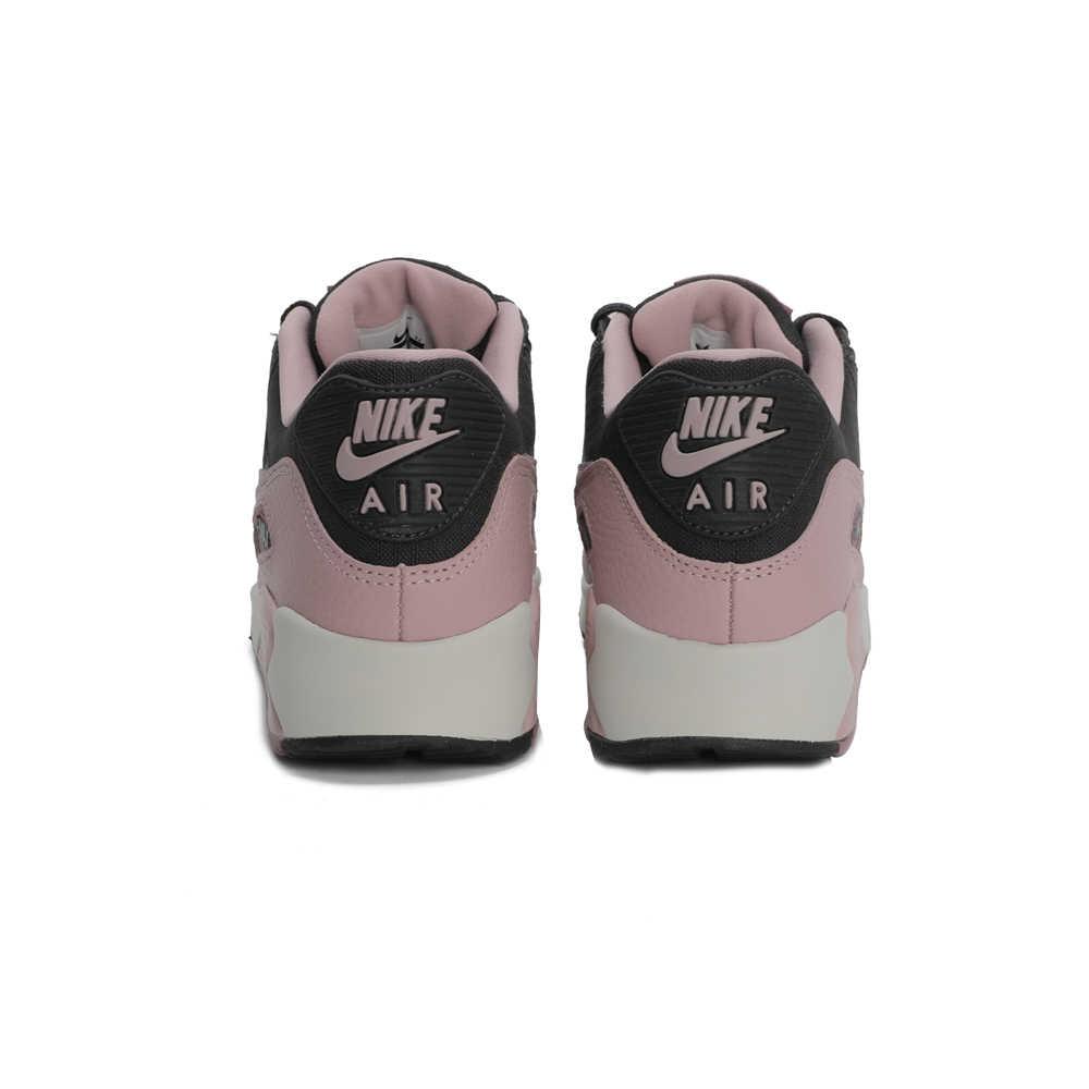NIKE AIR MAX 90 Original Nova Chegada Crianças Crianças Esportes Tênis de Corrida Leve e Confortável #325213-059