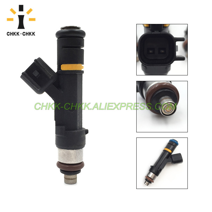CHKK CHKK 0280158103 L3G5 13 250 6M8G AB Renovation fuel injector for MAZDA MX 5 MIATA 06 12 M3 06 12 2 0L M5 08 10 M6 06 08 2 3 in Fuel Injector from Automobiles Motorcycles
