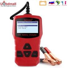 Orijinal Nexas NB300 Araba Pil Test Cihazı 12 V 220AH Marş Şarj Çoklu Dil Batery Analizi KÖTÜ Hücre Test Araba araçları