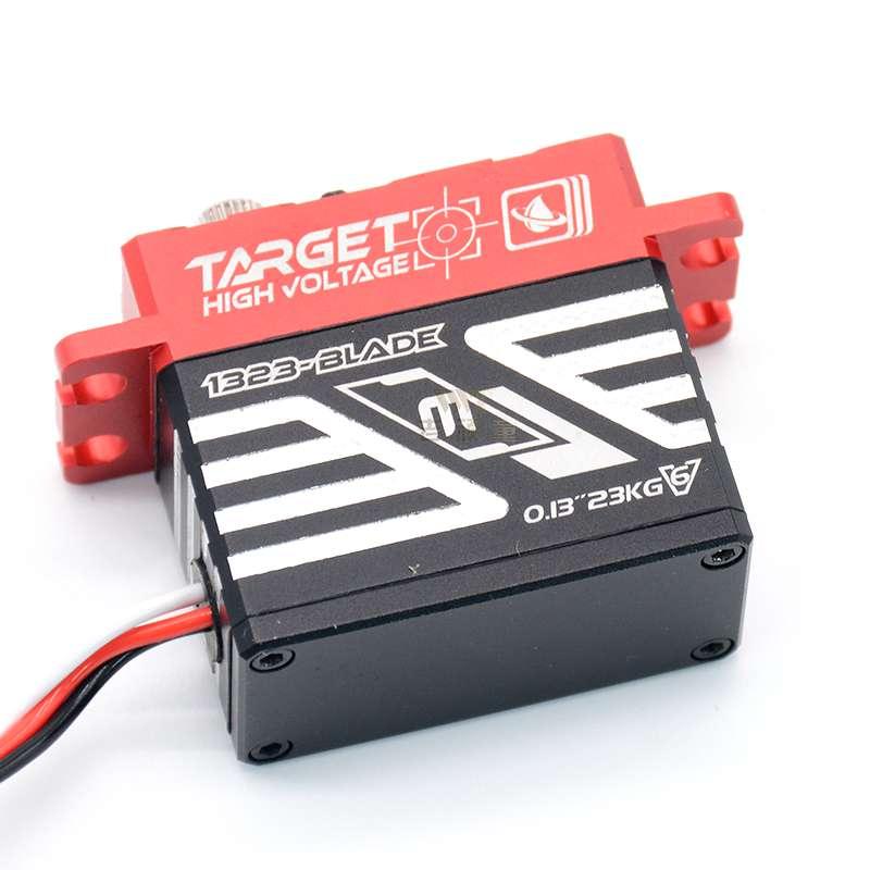KKPIT HV CLS 1323 hoja digital 70g de metal a prueba de servo 32kg cm par para coches RC-in Partes y accesorios from Juguetes y pasatiempos    1