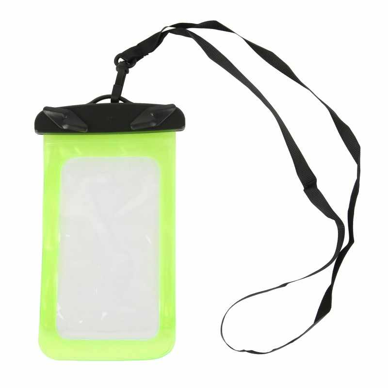 7 ألوان للماء متعددة نمط صمام نوع البسيطة حقيبة سباحة للهواتف الذكية تعمل باللمس حقيبة الهاتف الرعاية الهاتف الحاويات
