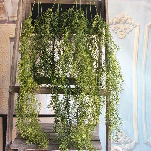 1 Stuck Kunstliche Wand Hangen Pflanzen Kunstliche Kiefer Nadeln