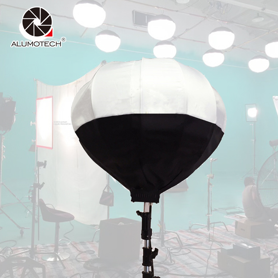 ALUMOTECH PRO 575W/1200W/1800W HMI Balloon Light Head For Video Camera Studio Photogarphy Accessory Film Support Sudio Equipment