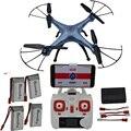 SYMA X5HW Tienen alta modo WIFI RC FPV Quadcopter Drone con 2.0MP 2.4G RC Helicóptero Quadcopter Juguetes