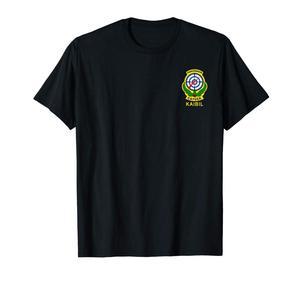Мужская футболка с двойным бортом Guatemala Francotirador Kaibil Sniper, повседневная креативная короткая футболка с шелковым экраном, 2019