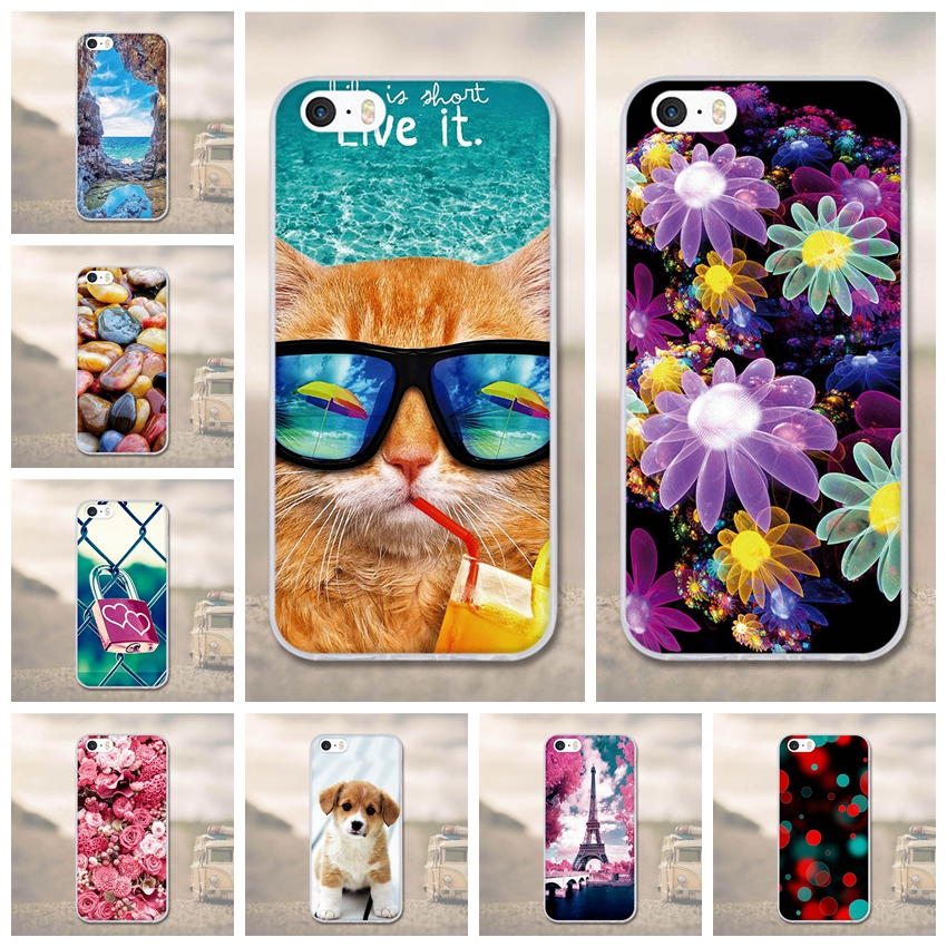 <font><b>Phone</b></font> <font><b>Cases</b></font> for <font><b>iphone</b></font> <font><b>5s</b></font> se <font><b>case</b></font> <font><b>Silikon</b></font> for <font><b>iphone</b></font> 5 <font><b>case</b></font> cute Soft TPU <font><b>Phone</b></font> Cover For <font><b>iPhone</b></font> SE <font><b>Case</b></font> For <font><b>iphone</b></font> 5 <font><b>5s</b></font> Silicon