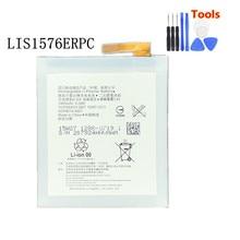 2400mAh LIS1576ERPC Battery For Sony Xperia M4 Aqua E2353 E2303 E2333 E2306 E2312 E2363 AGPB014-A001 Bateria + Free Tools смартфон sony xperia m4 aqua dual 3g e2312 coral