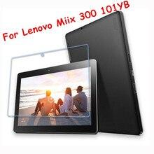 Vidrio Films Para Lenovo Miix 300 101YB Tablet 9 H HD Clear Protector de Pantalla de Cristal Templado film Protector de Pantalla