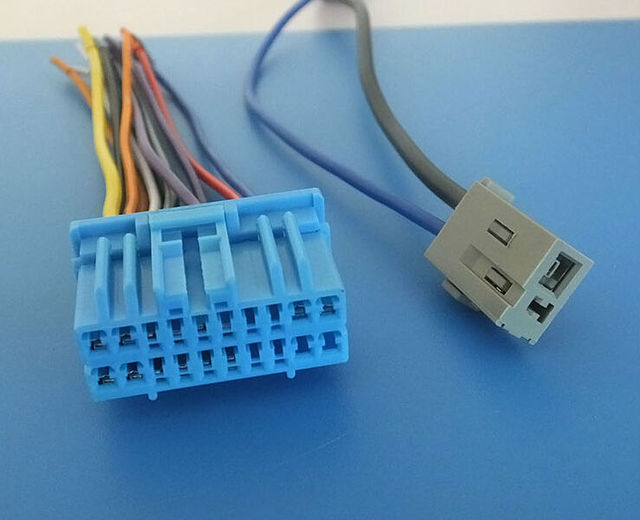 Clarion Harness Adapters - WIRE Center •