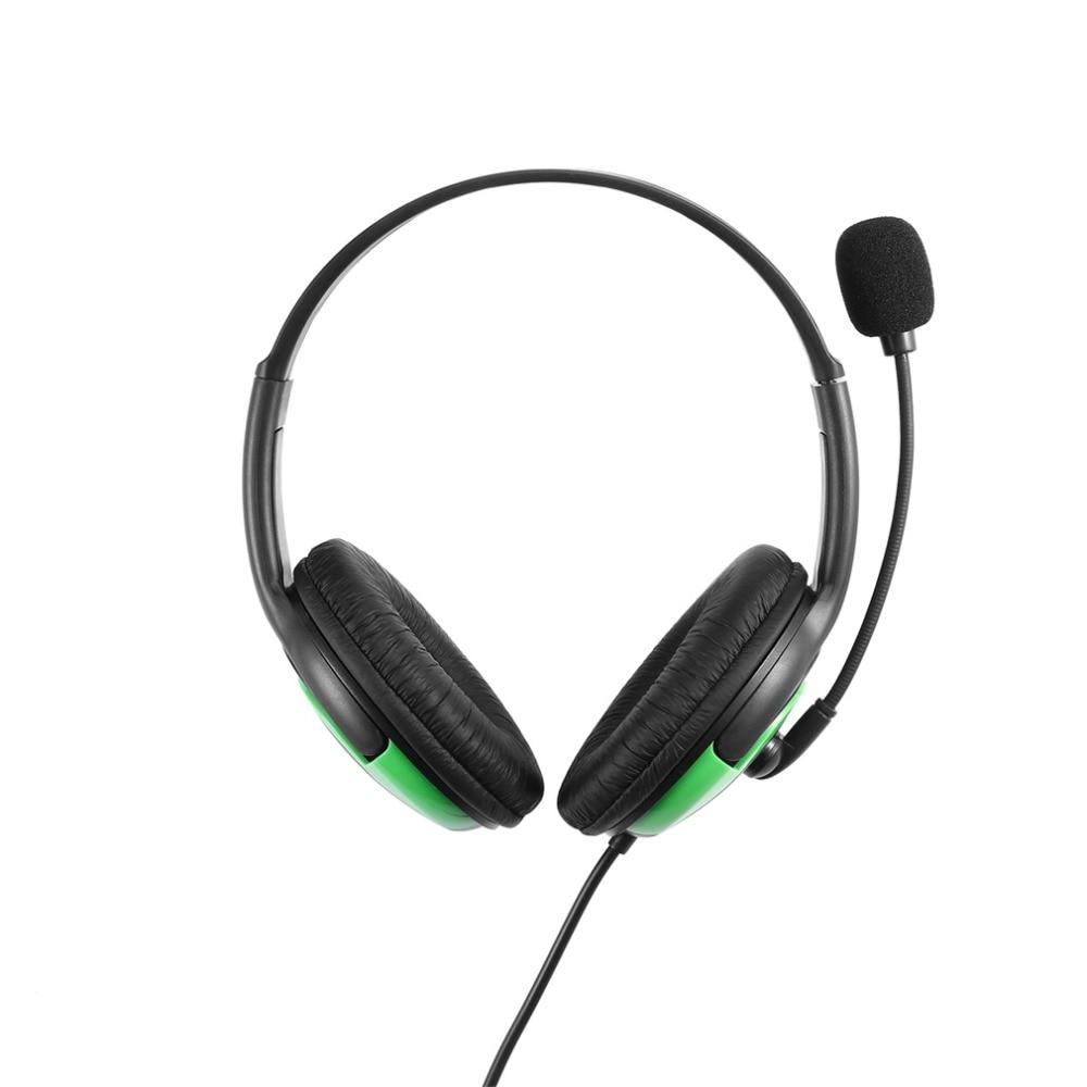 Новый Проводная гарнитура наушники микрофон для PS3 игр PC чат В наличии! ...