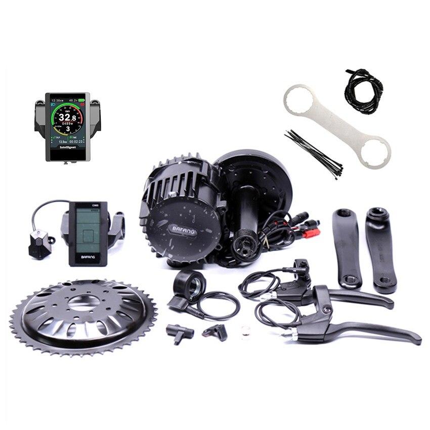 bbs03 bbshd bicicleta elétrica motor kit para
