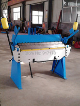 1220*2.5mm hand brake sheet metal brakes bending machine pan and box folding machinery tools