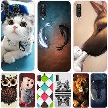 For Samsung Galaxy A50 Case Cover Silicone Soft TPU Funda A30 Phone