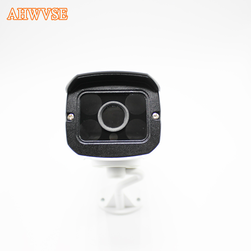 Outdoor Indoor Metal IR Bullet cctv camera housing White for Security CCTV IP Camera Case Waterproof Outdor Indoor