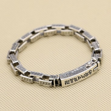 New arrival 925 silver bracelet men mens bracelets buy mens string bracelets