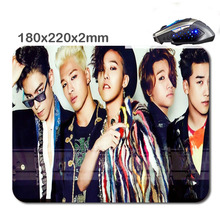 Bigbang Hot Sell 2016 New Arrivals Customized Non-Slip Rubber 3D Printer Gaming laptop Rubber Durable Nice Mouse mat 220*180*2mm