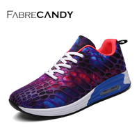 FABRECANDY 2018 Hot Sale Men Shoes Breathable Casula Shoes Men High Quality Lightweight Laces Unisex Male