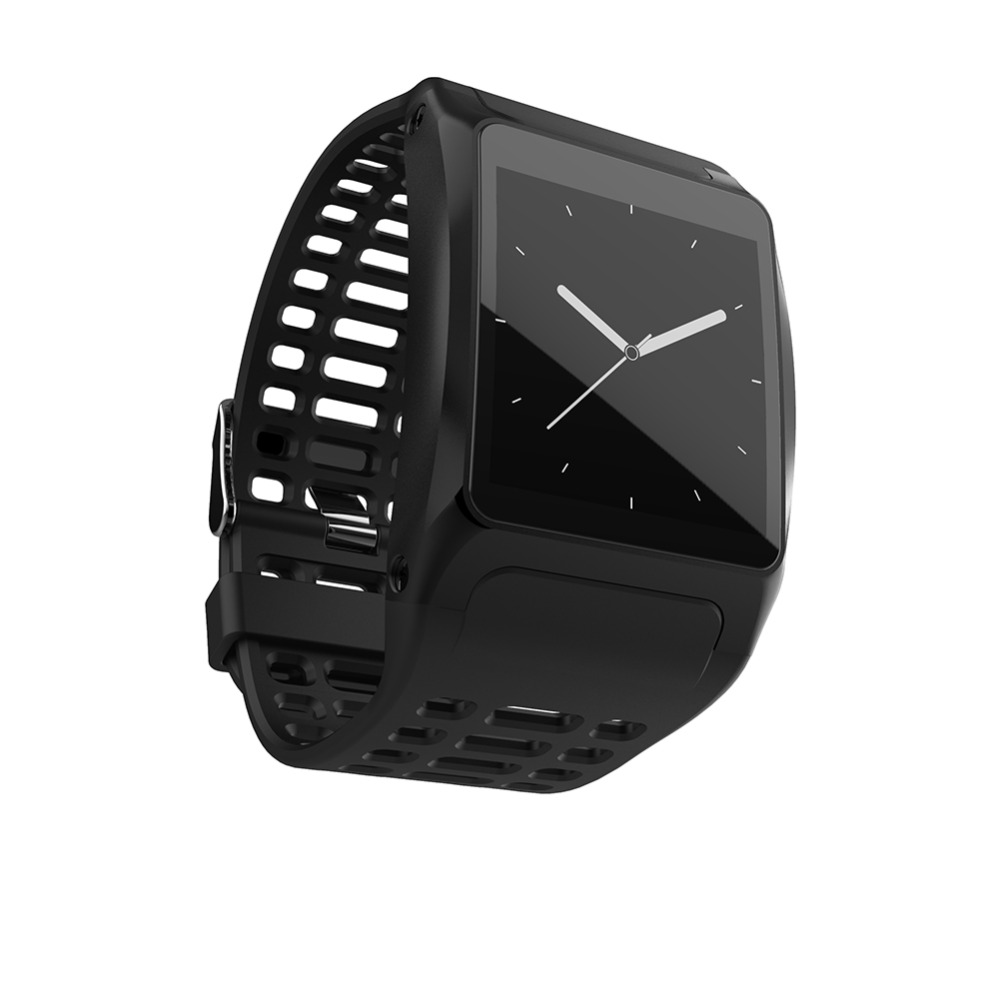 Smart Watches Warnen Ip67 Wasserdichte Smartwatch Bluetooth Schrittzähler Herz Rate Monitor Farbe Display Smart Uhr Für Android/ios Schnelle WäRmeableitung Tragbare Geräte