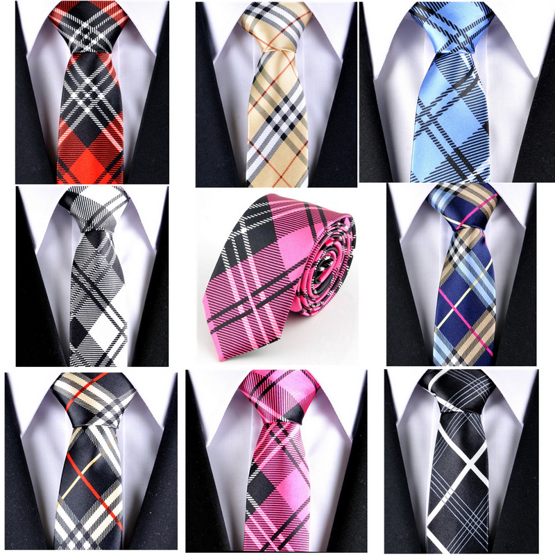 Buy british style plaid tie and get free shipping on aliexpress ccuart Gallery