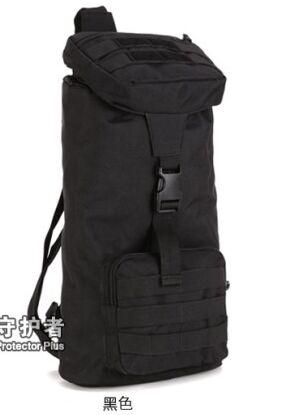 Sac à bandoulière tactique militaire pour hommes grand sac de transport oblique sac vertical loisirs petit sac à bagages