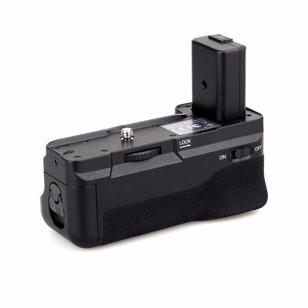 Meike MK-A6300 pro Battery Grip Holder 2.4G Control remoto - Cámara y foto - foto 2