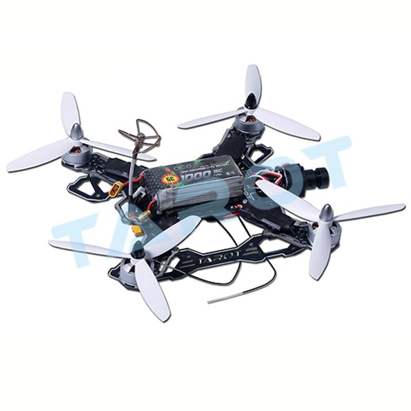 Таро мини 200 QAV Quadcopter TL200B рамки наборы с камера/двигатель/пропеллеры для RC FPV системы фотографии