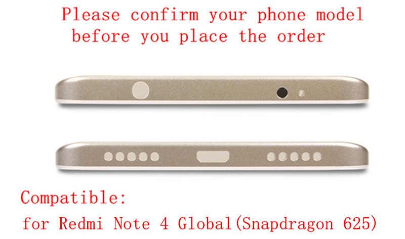 Voor Xiaomi Redmi Opmerking 4 Global Versie Lcd-scherm Touch Screen Digitizer Vergadering Met Frame Snapdragon 625 Reparatie Onderdelen