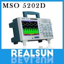 Hantek MSO5202D 200MHz 2Channels 1GSa/s Oscilloscope & 16Channels Logic Analyzer 2in1 USB,800×480