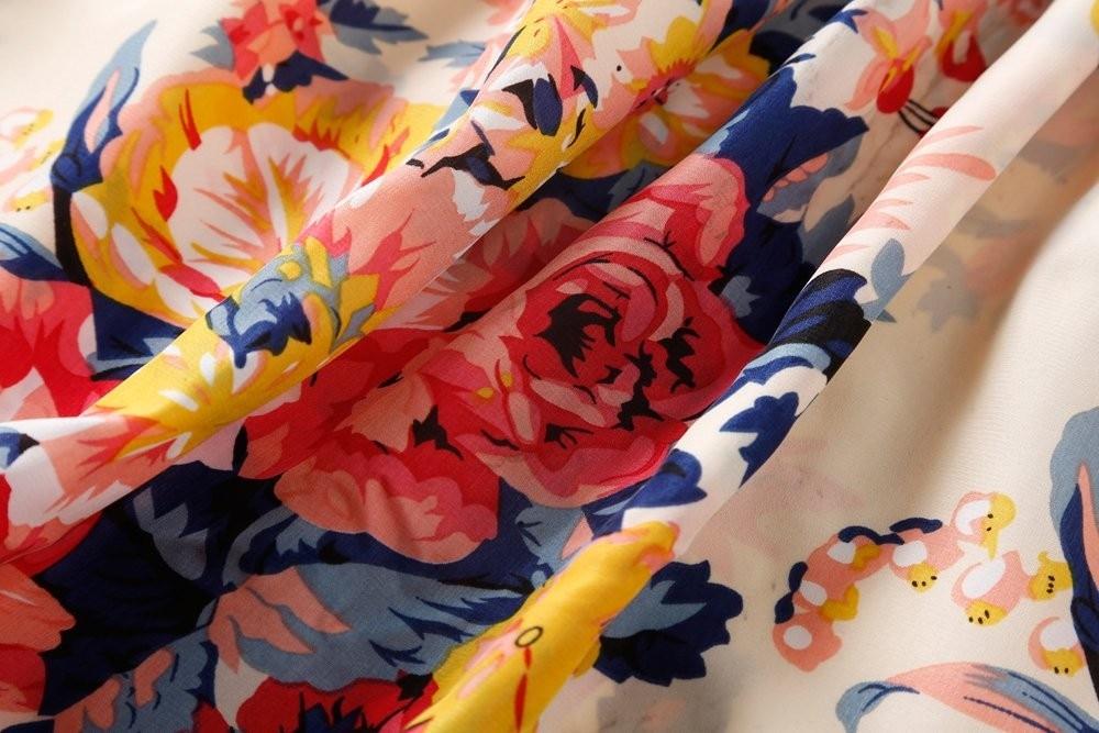 HTB1JmH9HFXXXXbvXpXXq6xXFXXXj - Summer Women Dress Vestidos Print Casual Low Price