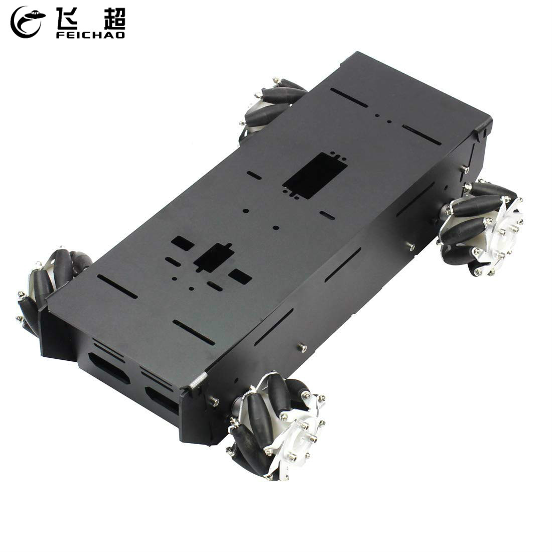 4WD RC Smart Car Chassis For Arduino Platform with 12V Motor DIY 4 Wheel Robot Accessory doit cool and new 6wd robot smart car chassis big load large bearing chassis with motor 6v150rpm wheel skid diy rc toy