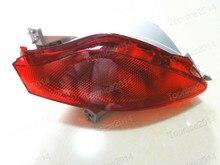 1 Шт. Левый задний бампер светлая полоса бампер задний противотуманный фонарь отражатель противотуманные фары Стайлинга Автомобилей Для Mazda CX-7