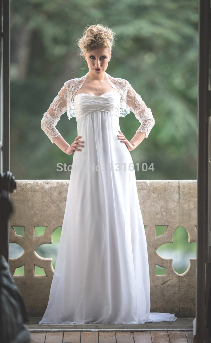 206 plus empire waist maternity wedding gowns ruched chiffon 206 plus empire waist maternity wedding gowns ruched chiffon maternity beach wedding dress with jacket for pregnant women in wedding dresses from weddings ombrellifo Image collections