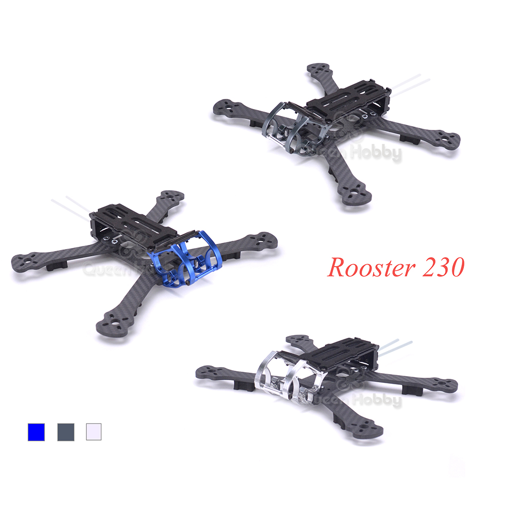 Rooster 230 225mm 5inch Quadcopter Frame for FPV Racing freestyle Drone Armattan PUDA Chameleon