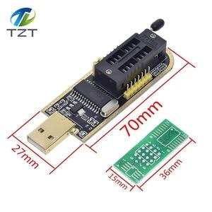 Программатор для FLASH и EEPROM на CH341A, серия 24/25, BIOS/USB, с пружинным зажимом SOIC8/SOP8 для EEPROM 93CXX / 25CXX / 24CXX