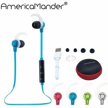 4.1 Wireless Bluetooth Earphone Headphone Bluetooth Headset Headphones Microphone AptX Sport Earphone for iPhone Android Phone