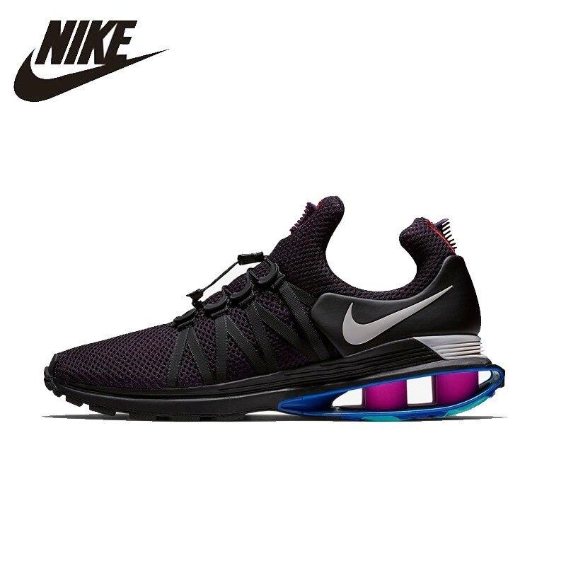 NIKE SHOX GRAVITÉ D'origine nouveauté chaussures de course Respirant Confortable Soutien Sport Pour Hommes et Femmes Sneakers