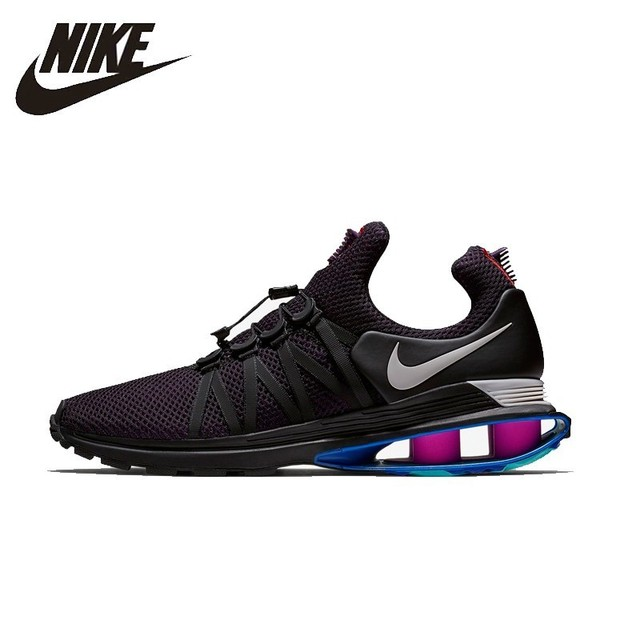 NIKE SHOX GRAVITY Original New Arrival Running Shoes Breathable Comfortable Support Sports For Men and Women Sneakers