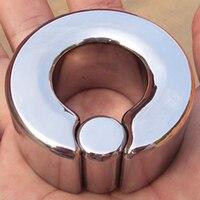 トップステンレス鋼ペニスボンデージリング用保つペニス強いとハード、拘束陰嚢睾丸コックリング
