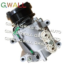 A/C Compressor Repair Parts For Car Jaguar Air Conditioner Pump With Clutch