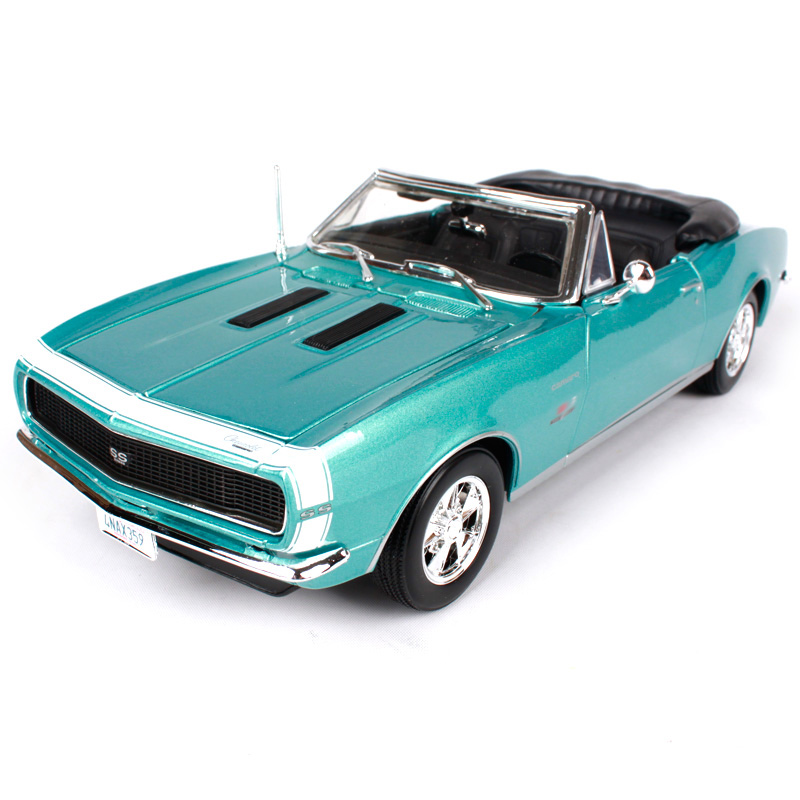 Maisto 1:18 1967 Camaro SS 396 Muscle Old Car model Diecast Model Car Toy New In Box Free Shipping 31684 free shipping high pressure self priming electric car wash washer water pump 12v car washer washing machine cigarette lighter
